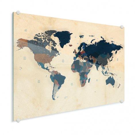 Historisch Pergament Acrylglas