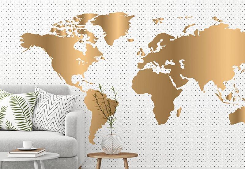 Niederlande Karte Welt.Weltkarte An Der Wand Wanddeko Weltkarten De