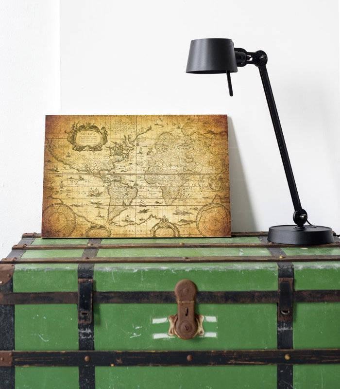 Weltkarte Historisch